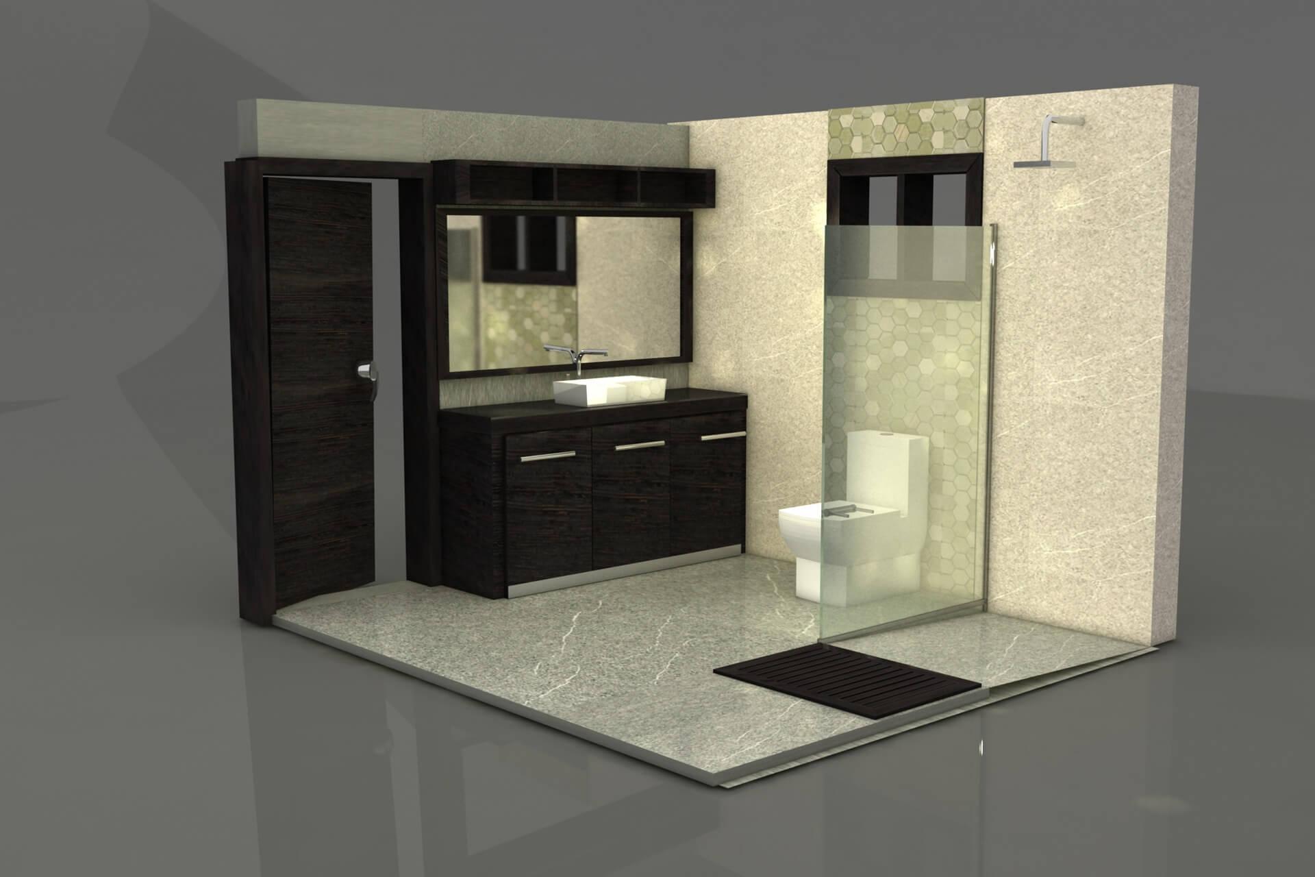 Koupelnový nábytek SH interiér Vysočina (3)